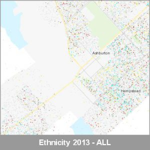 Ethnicity Ashburton ALL ProductImage 2013
