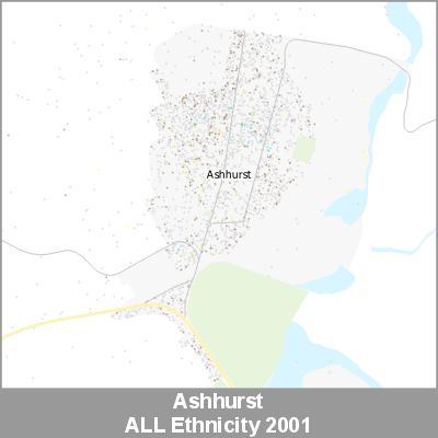 Ethnicity Ashhurst ALL ProductImage 2001