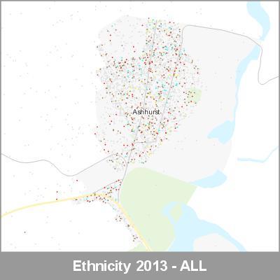 Ethnicity Ashhurst ALL ProductImage 2013