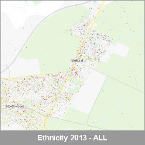 Ethnicity Belfast ALL ProductImage 2013