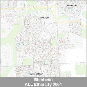 Ethnicity Blenheim ALL ProductImage 2001