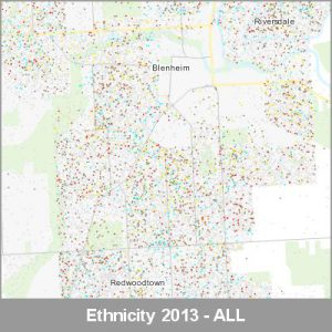 Ethnicity Blenheim ALL ProductImage 2013