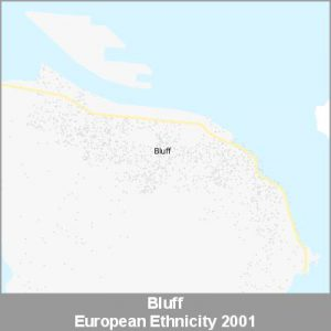 Ethnicity Bluff European ProductImage 2001