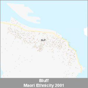 Ethnicity Bluff Maori ProductImage 2001