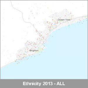 Ethnicity Brighton ALL ProductImage 2013