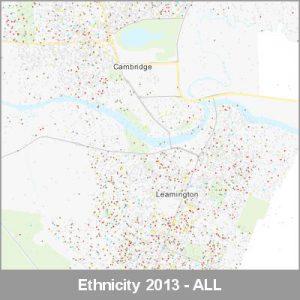 Ethnicity Cambridge ALL ProductImage 2013