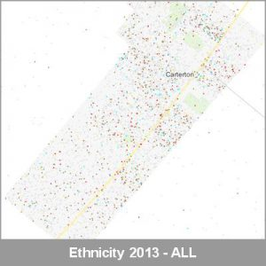 Ethnicity Carterton ALL ProductImage 2013