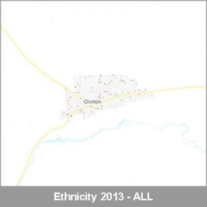 Ethnicity Clinton ALL ProductImage 2013