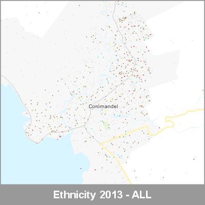 Ethnicity Coromandel ALL ProductImage 2013