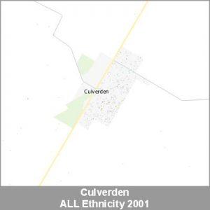 Ethnicity Culverden ALL ProductImage 2001