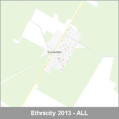 Ethnicity Culverden ALL ProductImage 2013