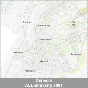 Ethnicity Dunedin ALL ProductImage 2001