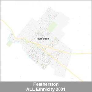Ethnicity Featherston ALL ProductImage 2001
