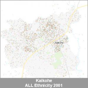 Ethnicity Kaikohe ALL ProductImage 2001